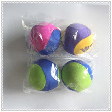 Water Splash Bouncing Ball soft rubber ball with lycra cloth