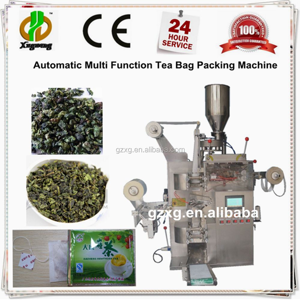 Full Automatic Filter Paper Tea bag Packing Machine
