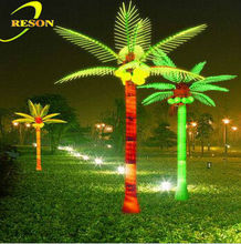 RS-tree89 coconut palm tree lamps