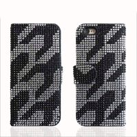 Cell Phone Wallet Crystal Bling Phone Case Mobile Phone Accessories