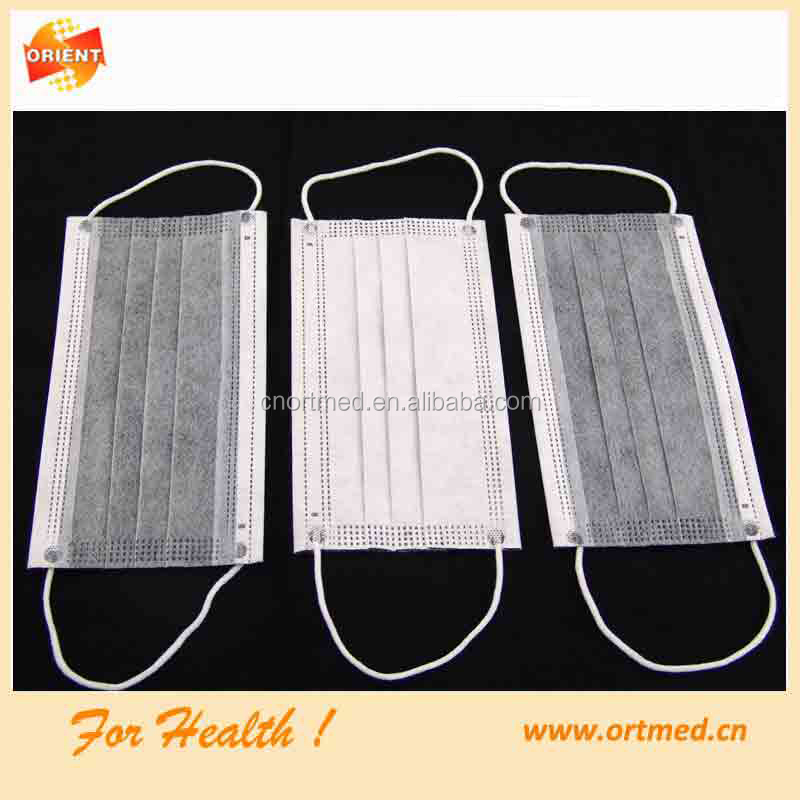 Surgical Carbon 4 Layer Disposable Face Mask
