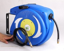 12m 3/8 auto retractable wall mounted air hose reel for 4S shop