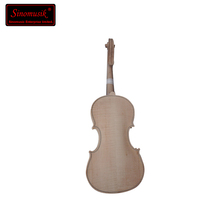 Custom handmade unvarnished violin varnish prices of violins