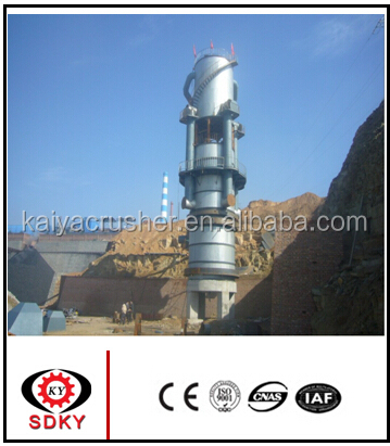 vertical shaft lime kiln for sale price of china factory