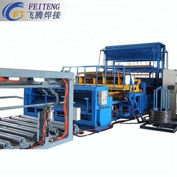 automatic reinforcing mesh welding machine for construction
