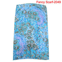 Polyester fabric syria scarf for spring or autumn season