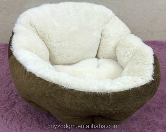 plush animal kennel/plush cat dog house