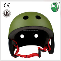 Scooter helmet with ear protective ski helmet covers