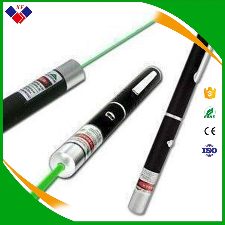 Laser Pointer 50mW green refers to the star pen green
