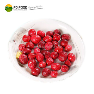 Dried Style and Bulk Packaging Fruit Freeze Dried Cranberry