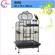 new bird cage with outside feeder for sale