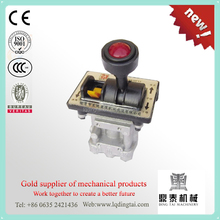 dump truck hydraulic system Slow down combination control valve MZKQF34