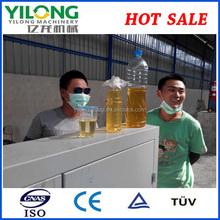 small model waste black oil to diesel gasoline fuel refinery