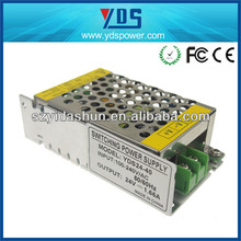 High quality LED and CCTV professional manufacturer, 1000w 48v dc switching power supply with 24v 1.66a