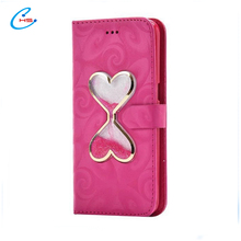 Wholesale Retro Ultra Slim Synthetic Leather Back Case For iPhone 7 plus Phone Case