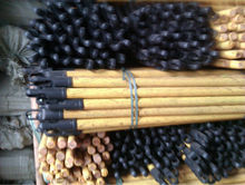 wooden broom stick, wood besom pole,1.2 m broom stick ( contact@kego.com.vn)