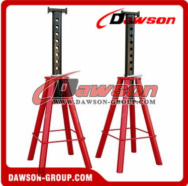 Heavy duty adjustable cable jack stand