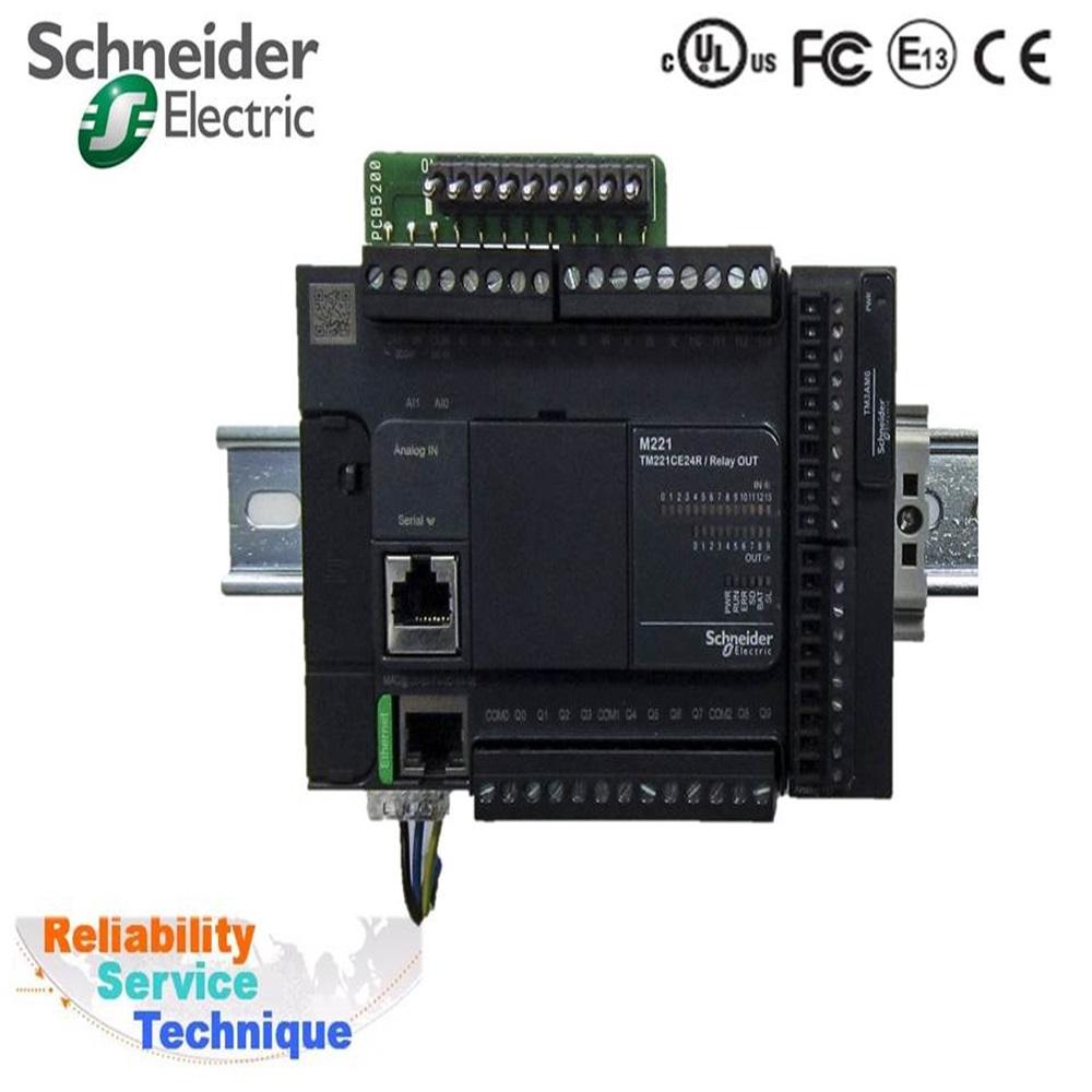 NEW  PLC TM221CE24R