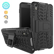 For Alcatel Idol 4 Case TPU PC Shockproof Kickstand Covers For Alcatel One Touch Idol 4 Case