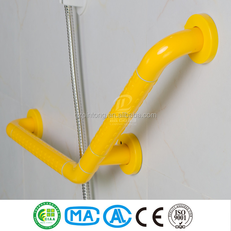 Plastic ABS Nylon Shower Safety Grab Bar and Shower Hold Handrails
