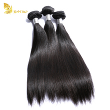 100% Malaysian Straight Virgin hair, Unprocessed Malaysian Hair Weave Bundles