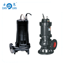 Cast Iron Centrifugal Vertical Inline Sewage Pump