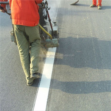 Road marking machine thermoplastic hot melt paint