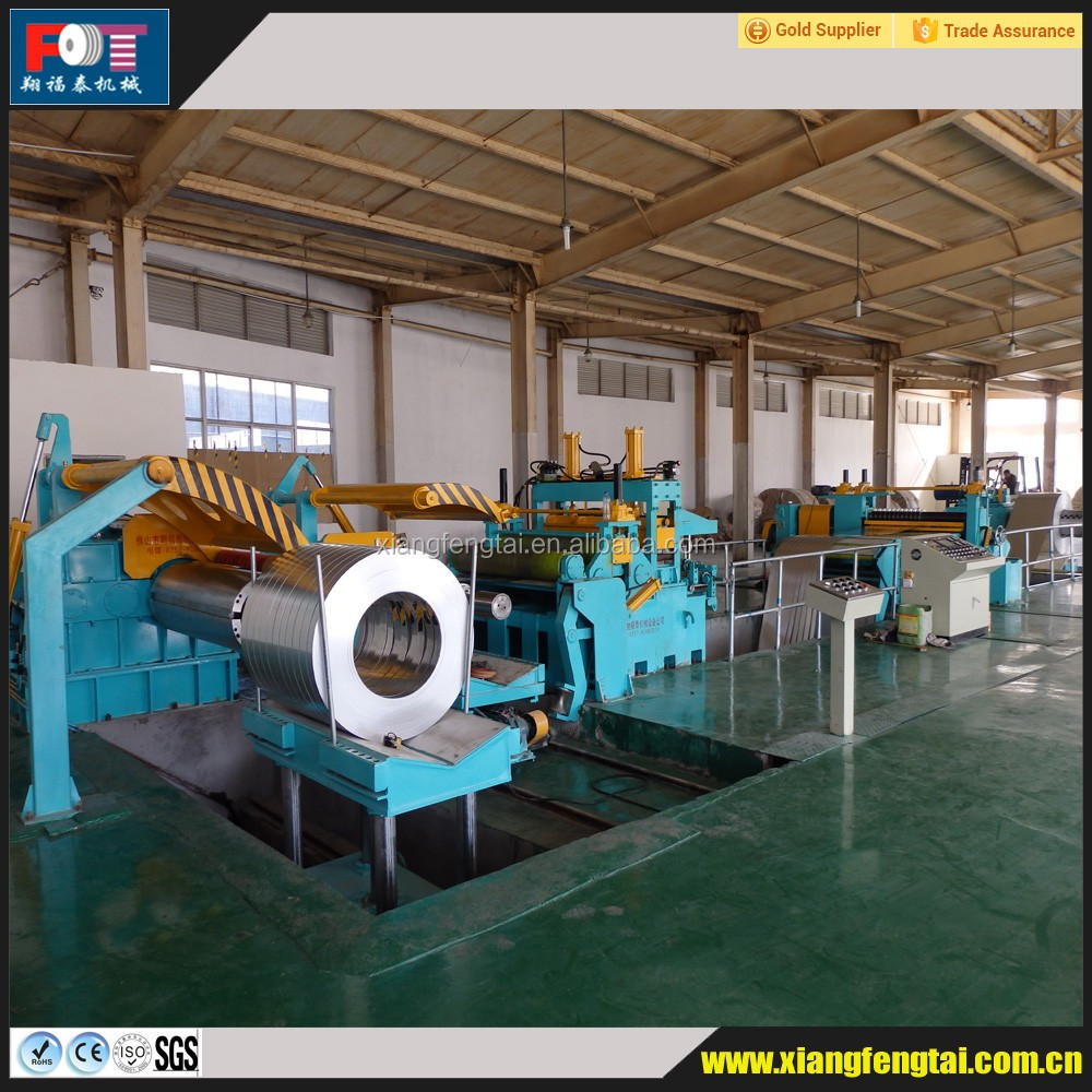 high speed automatic coil slitting machine