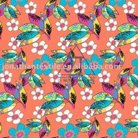 2012 new printed designs!lycra knitted fabric