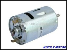 high speed 12volt 24volt dc motor with carbon brush