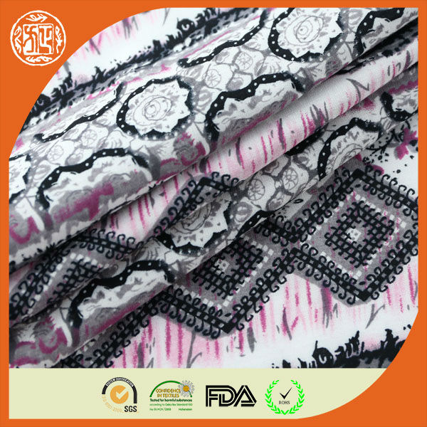 2014 Hot Sale High Quality Indonesia Cotton Printed Fabric