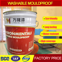 Interior Wall Coating Waterproof Decorative Building