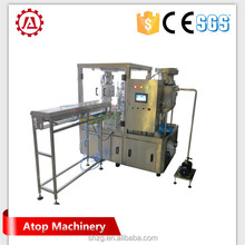 Low price of juice spout pouch packaging machine China