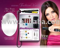 Coin Operated Hair Iron - Hair Straightener