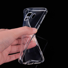 No mold line ultra thin soft glossy crystal clear tpu phone case for samsung s9 case,for samsung galaxy s9 clear tpu
