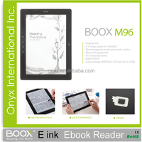 e-ink panel 9.7 inch android 4.0 large screen M96