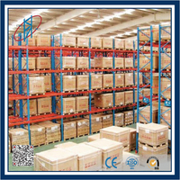 Economical Pallet Rack For Cold Storage