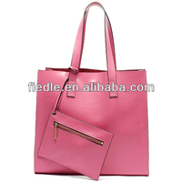 Wine pink no brand hobo tote leather ladies purses and handbags