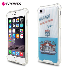 Anti-gravity anti slip tpu mobile phone back cover for iphone 7s case