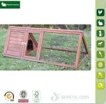 China custom handmade outdoor wooden Rabbit Hutches