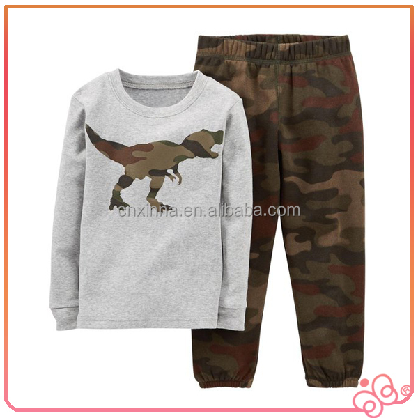 oem korean style 100%polyester boys clothing 2016