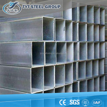 Hotselling ASTM Hot Dipped Galvanized Rectangular/Square Hollow Section Steel Pipe with Thick Zinc Coating