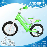 2015 fashion kids ride on toy / American market running bike / ASTM bicycle