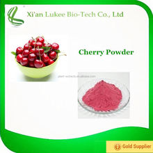 Instant Freeze Dried/Spray Dried Cherry Fruit Powder/Fruit Juice Powder