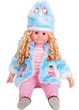 2015 new kid doll clothing cute doll names plush doll toy for sale
