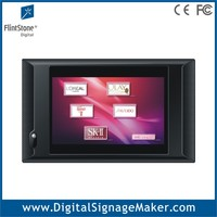 FlintStone interactive 10 touch screen lcd monitor