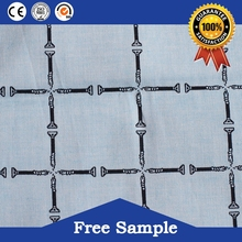Factory No MOQ Free Samples cotton twill printed fabric