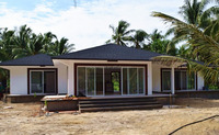 To rent to own house and lot in bacoor cavite philippines prefabricated houses rapid completion of development