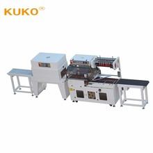 Automatic L Sealer Wrapping Machine For Aluminum Tube Without Shrink