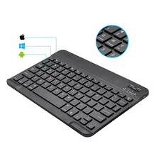 Universe Compact Portable Wireless 3.0 Bluetooth Keyboard for iOS, Android, Windows